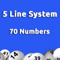 5 Line System - 70 Numbers
